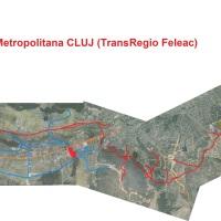 Centura Metropolitana a Clujului (descriere traseu)