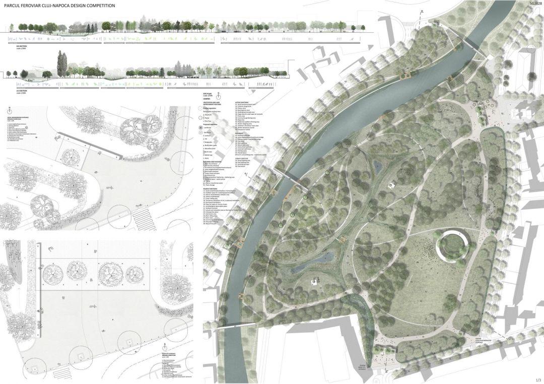 Proiect Parc Feroviarilor
